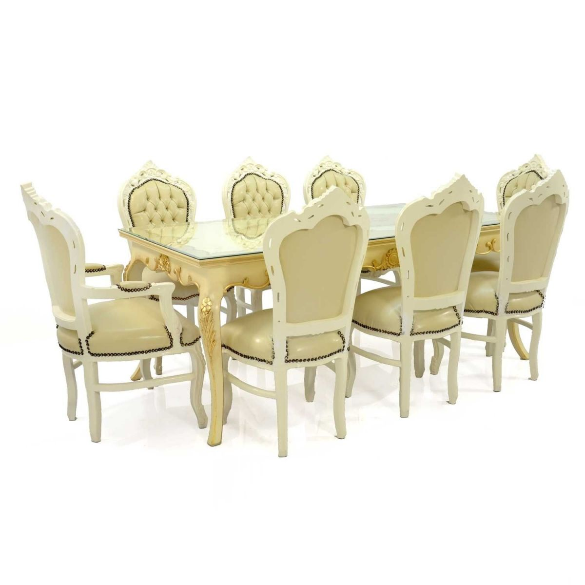 Dining Room  X01-Louis Xv Table food
