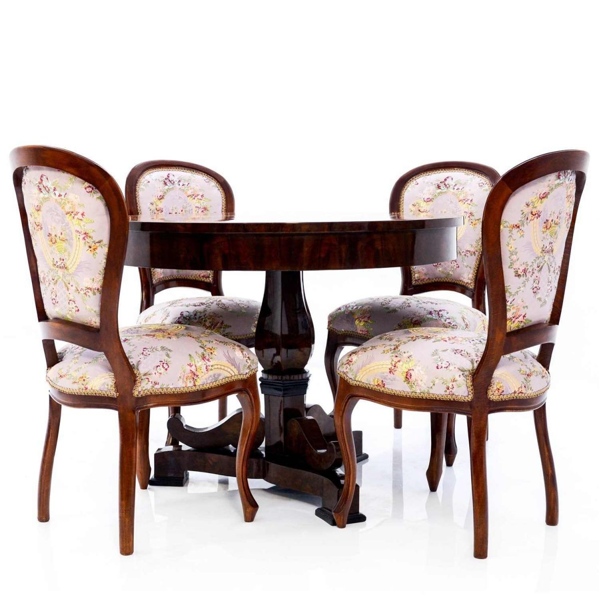 Τραπεζαρία K9-10035-French Style Dining Room X-10035