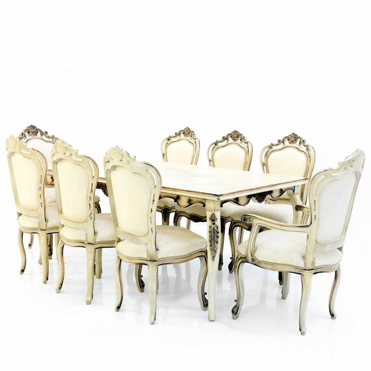 Τραπεζαρία X-10037-French Style Dining Room L9-10037