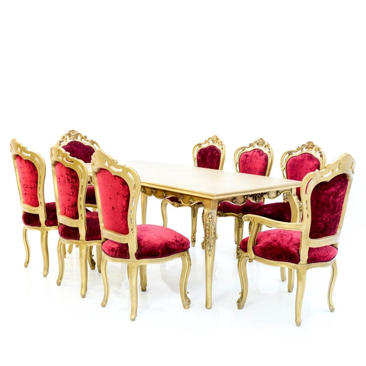 Τραπεζαρία Χ-10039-French Style Dining Room k1-10039