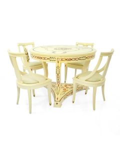 Dining Room 0001-French Table food set